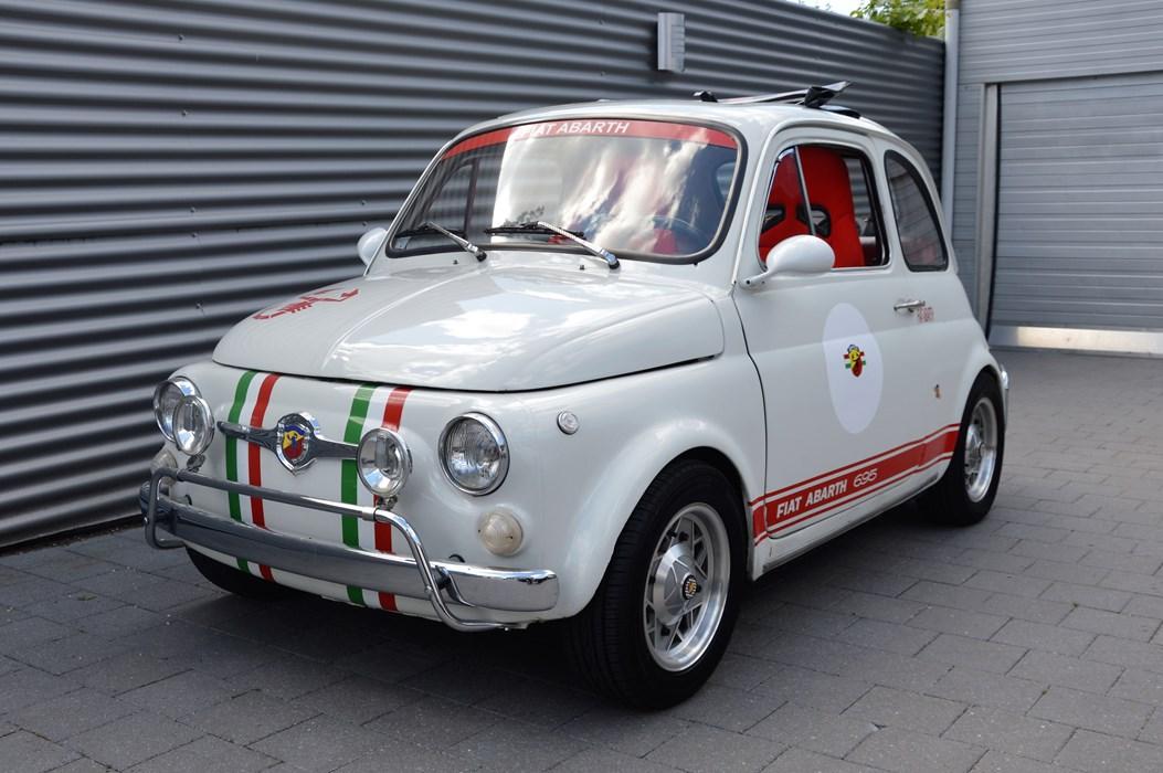 Fiat 500 R Look Abarth Fiat 500 Pre 75 Car For Sale