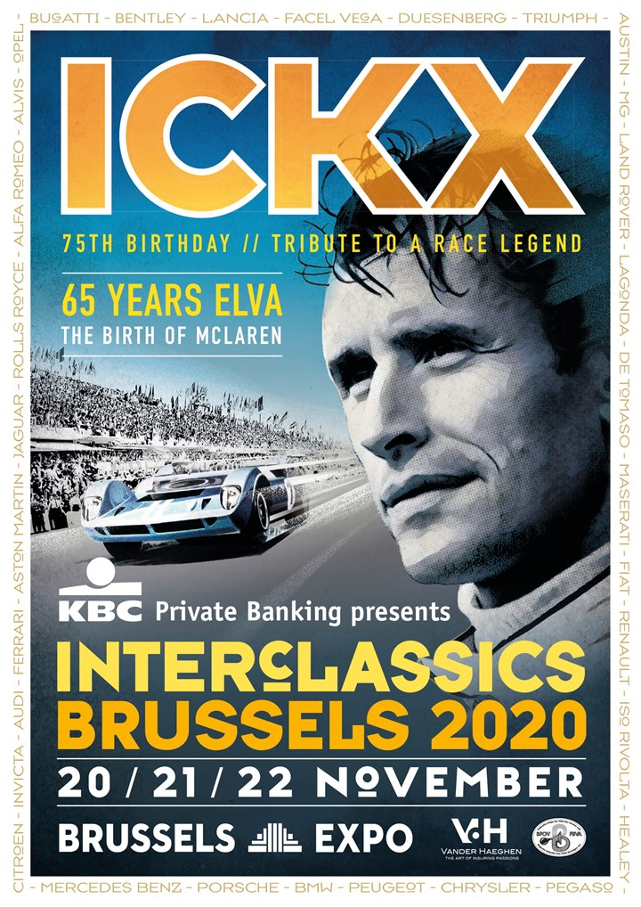 InterClassics Brussels 2020