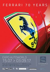 Autoworld - Ferrari 70 Years