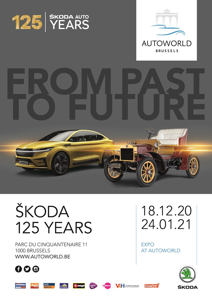 Expo SKODA 125 Years - From past to future