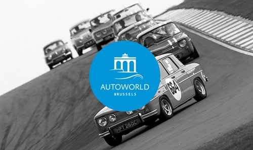 """Exposition """"Renault 120 Years"""" - Autoworld Brussels"""