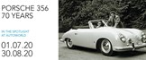AUTOWOLRD - 70 Years Porsche 356 ... in the spotlight