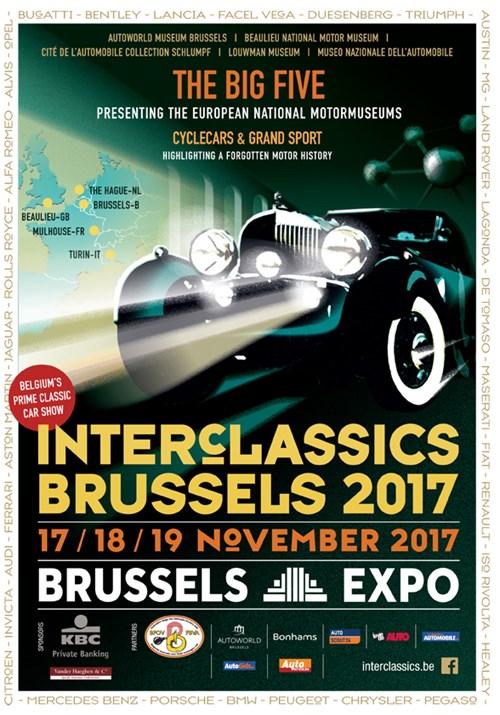 Interclassics Brussels 2017