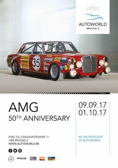 AMG 50the Anniversary & Lotus 7 Story