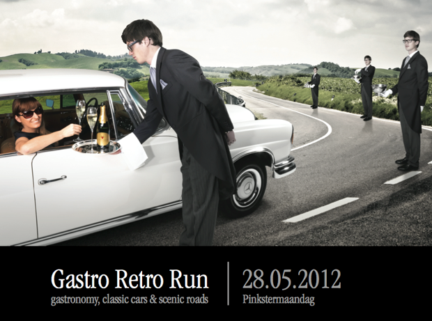 Gastro-Retro Run
