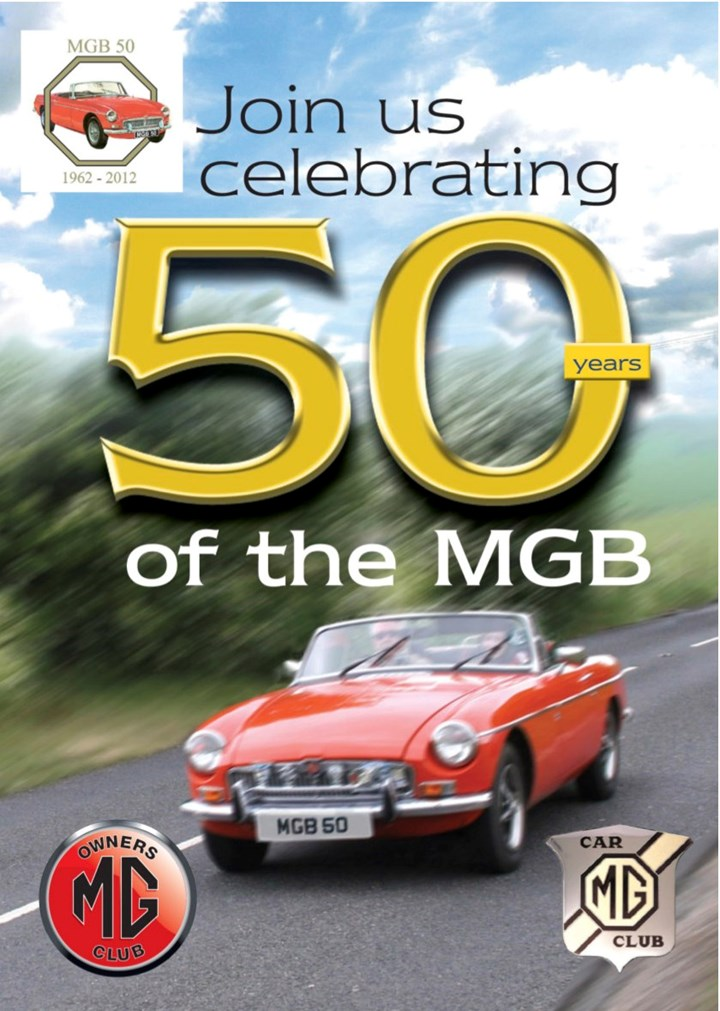 MGB Birthday Celebrations