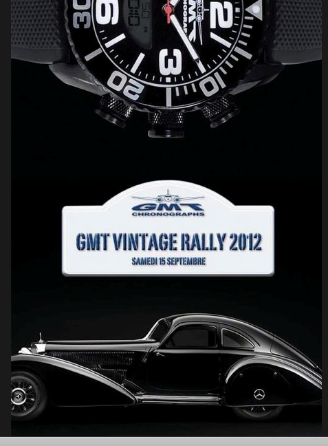 GMT VINTAGE RALLY 2012