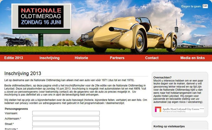 Nationale Oldtimerdag