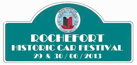 Rochefort Historic Car Festival