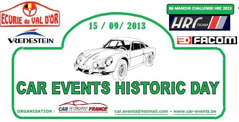 Libramont Car Events Historic Day 2013
