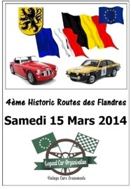 4ème Historic Routes des Flandres