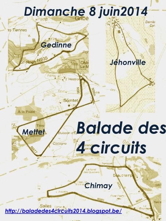 Balade des 4 circuits classic car passion for Circuit jardins anglais
