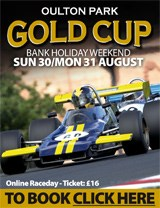 Historic GP The Oulton Park Gold Cup