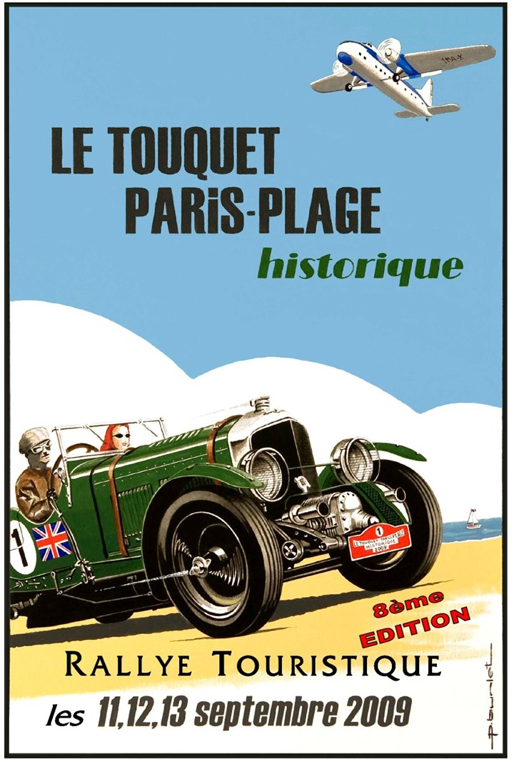 FRANCE - Touquet Paris Plage Historique