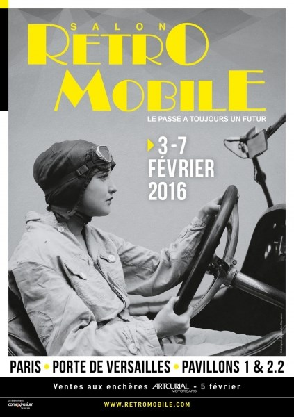 RETROMOBILE  PARIS