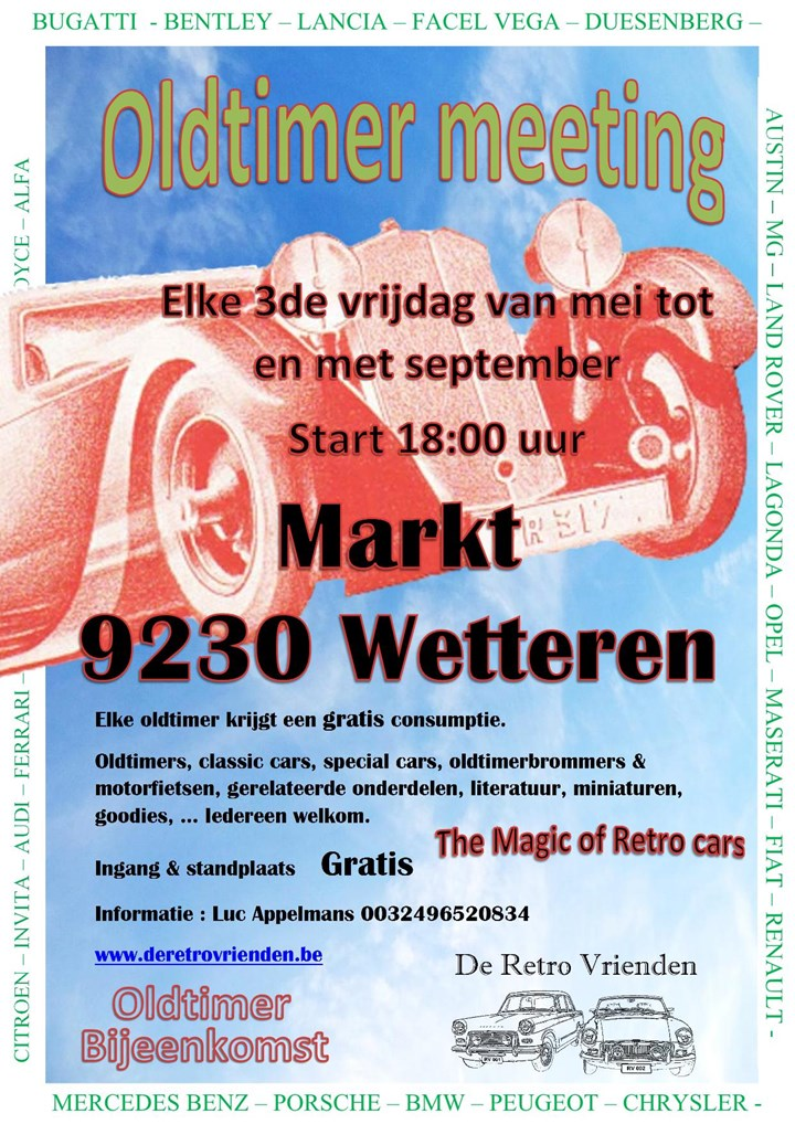 Oldtimer Meeting (2)