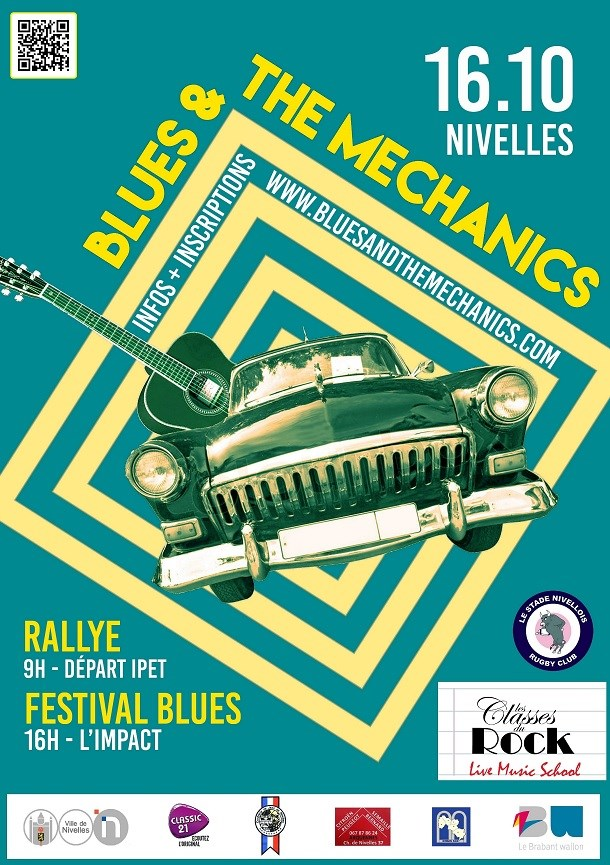 Blues and The Mechanics (1)