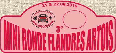 3° Mini Ronde Flandres Artois