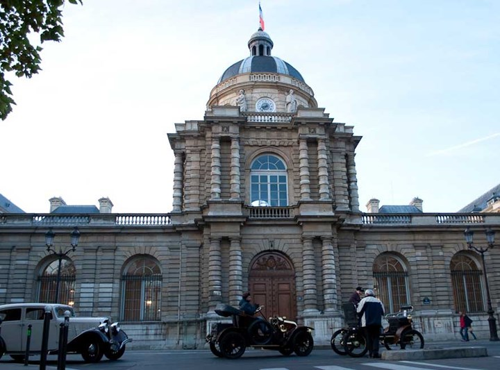 FRANCE - PARIS-RAMBOUILLET