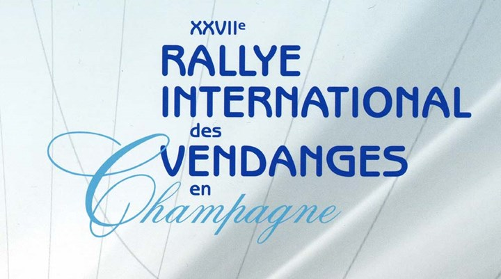27ème Rallye International des Vendanges en Champagne