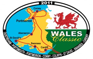 Angleterre - Wales Classic 2011