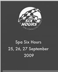 Spa Six Hours 2009