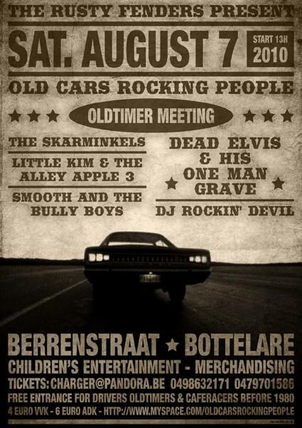 Old Cars, Rocking People
