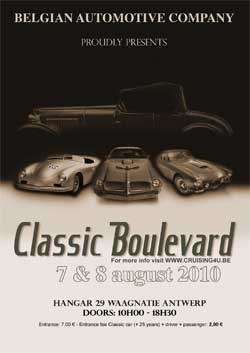 Antwerp - Classic Boulevard's 2nd edition