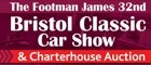 Footman James Bristol Classic Car Show