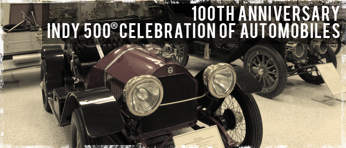 100th Anniversary Indy 500 Mile Race Celebration of Automobiles (1)