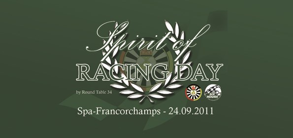 Spirit of Racing Day - Francorchamps