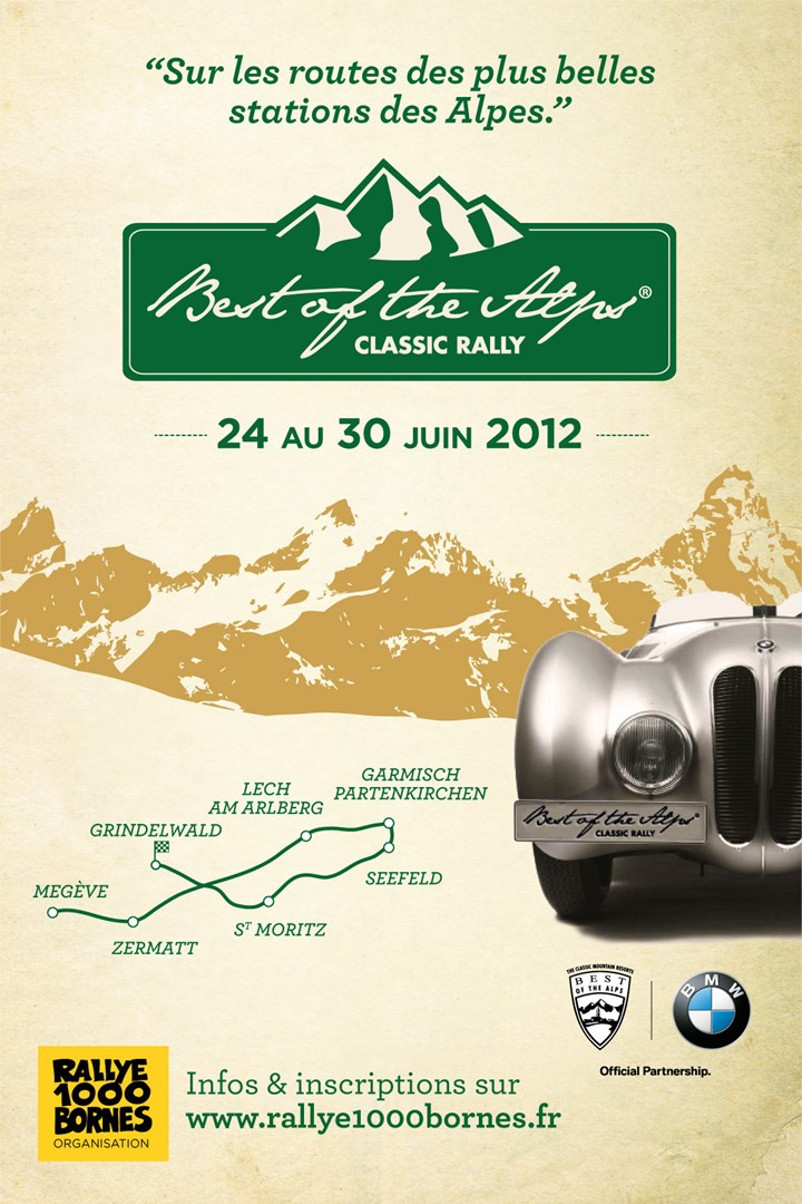 Rallye Best of the Alps Classic