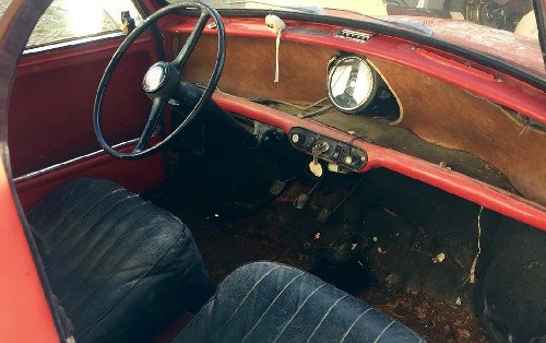 austin mini mk1 van 1962 austin austin mini voitures vendre classic car passion. Black Bedroom Furniture Sets. Home Design Ideas