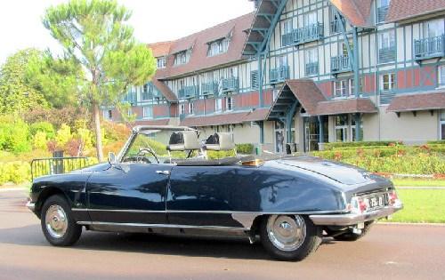 vends ds 21 cabriolet 1966 citro n citroen ds 21 voitures vendre classic car passion. Black Bedroom Furniture Sets. Home Design Ideas