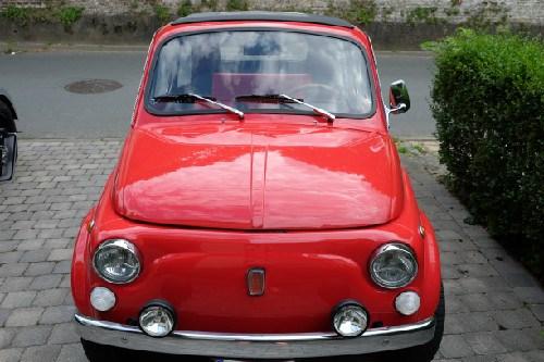 occasion exceptionnelle fiat fiat 500 voitures vendre classic car passion. Black Bedroom Furniture Sets. Home Design Ideas