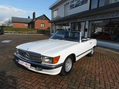 Mercedes-Benz 380 SL  1980