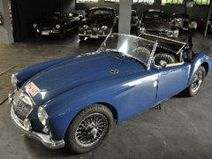 MG A Roadster 1959