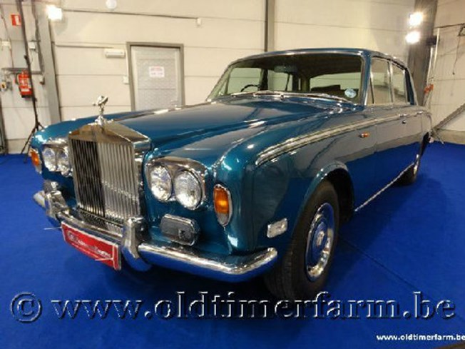 Rolls Royce Silver Shadow I '74
